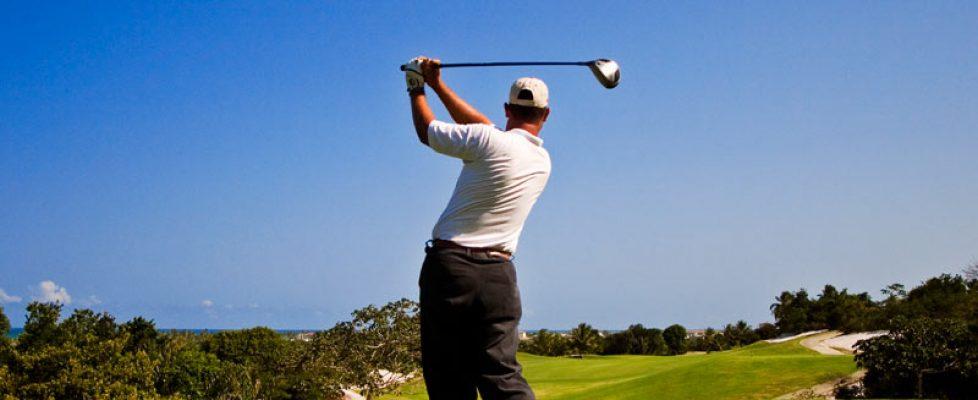 Golfe Homem